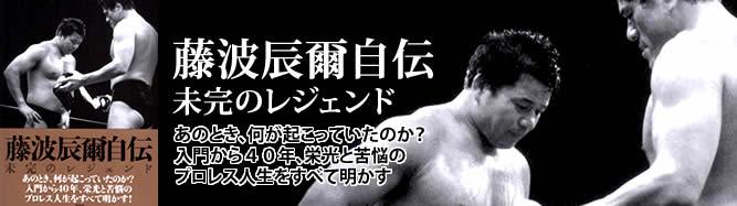 藤波辰爾自伝/未完のレジェンド